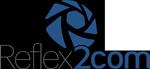Reflex2com Logo